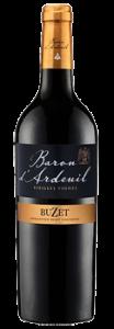 Baron d'Ardeuil (rouge, Buzet)